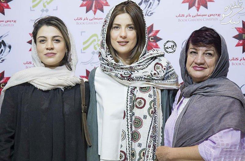 زیباترین و خوش تیپ ترین بازیگران زن ایرانی هفته