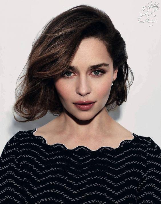 بیوگرافی امیلیا کلارک Emilia Clarke ستاره زیبای هالیوود