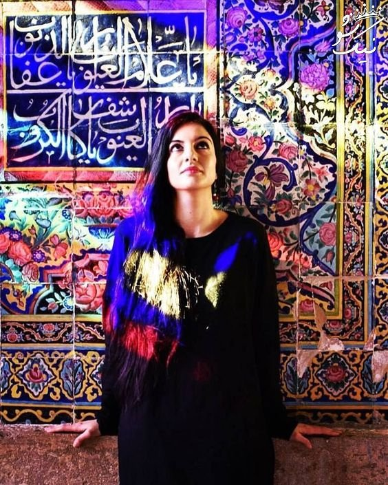 عکس های هنری زیباترین دختران ایرانی