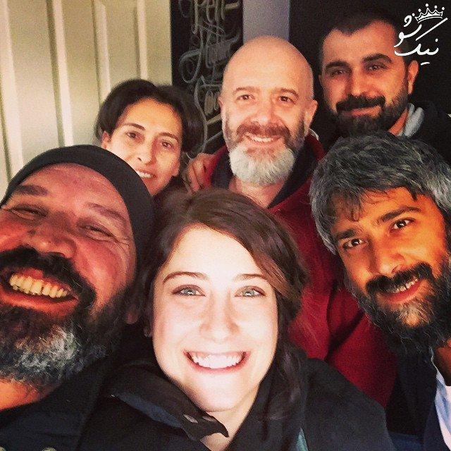 اینستاگردی با لیلا هازل کایا بازیگر زیبای ترک