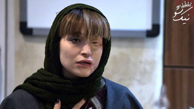 مرضیه ابراهیمی ،دختری که هنوز هم زیباست