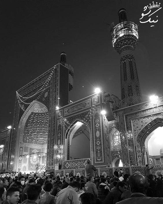 اس ام اس ولادت امام رضا 98 +عکس
