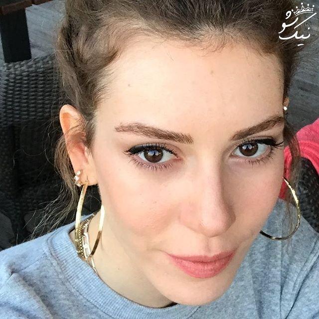 بیوگرافی سینم کوبال Sinem Kobal بازیگر زیبای ترک