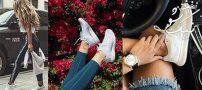 ۳۸ مدل کفش اسپرت دخترانه فوق جذاب و شیک