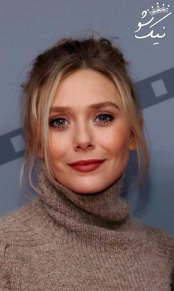 25 نکته زندگی الیزابت اولسن Elizabeth Olsen که نمی دانستید
