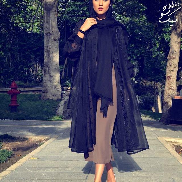 اینستاگردی با رامینا ترابی مدلینگ محبوب ایرانی