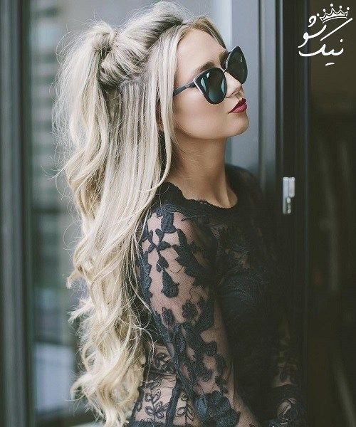 جذاب ترین رنگ موهای بلوند دخترانه | دودی،کاراملی،دکلره