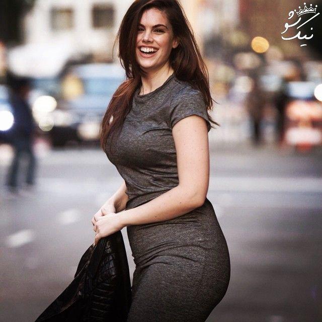 زیباترین مدل های سایز بزرگ در جهان را بشناسید +عکس
