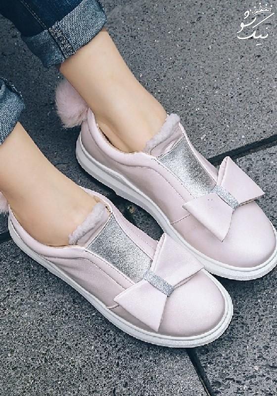 مدل کفش دخترانه اسپرت 2019 که حسابی مد شده