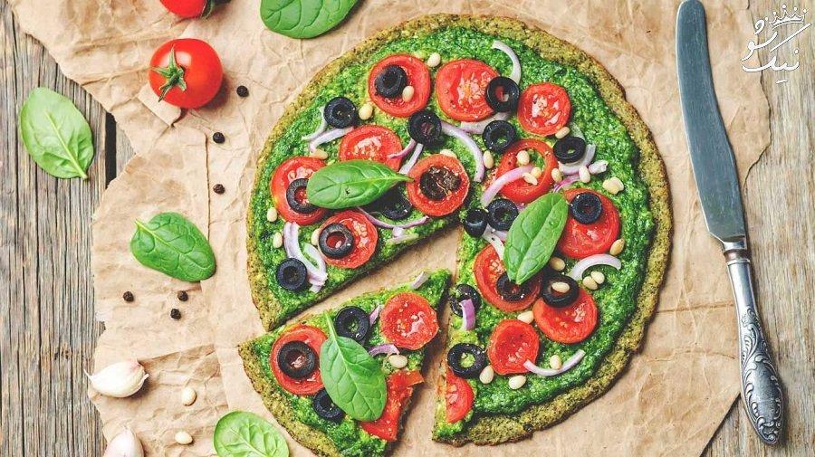 تاثیرات رژیم غذایی گیاه خواری در بدن
