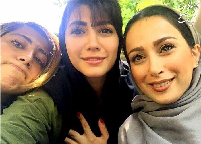 بیوگرافی درسا بختیار بازیگر جوان ایرانی +تصاویر اینستاگرام
