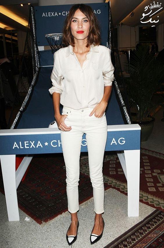 بیوگرافی الکسا چانگ ستاره زیباروی هالیوودی +عکس
