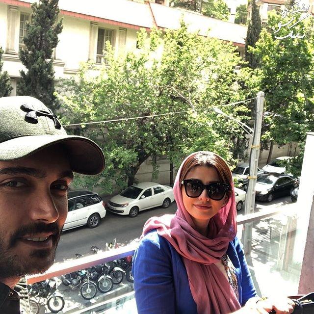 اینستاگردی با سیما خضرآبادی +بیوگرافی و همسر