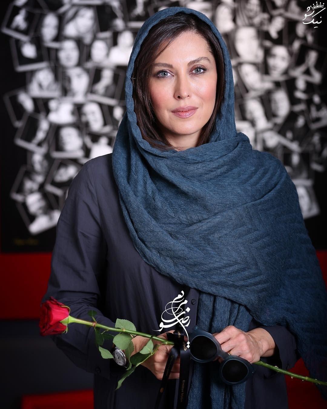 بهترین مدل مانتو بازیگران ایرانی خوش استایل ( 98 عکس)