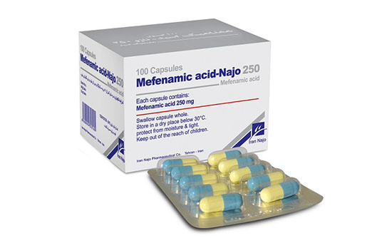 مفنامیک اسید برای چه کسانی مضر است؟