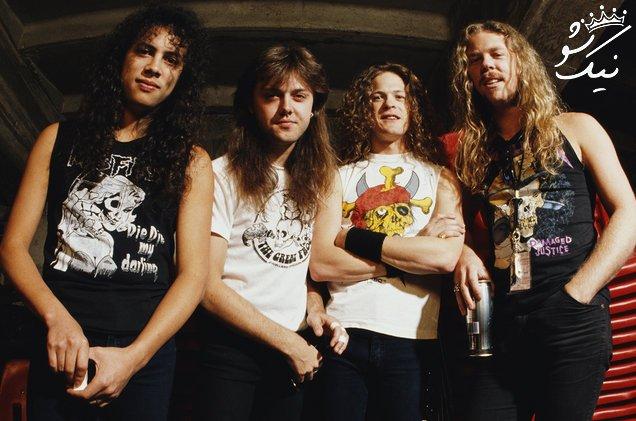 بهترین آهنگ های metallica متالیکا