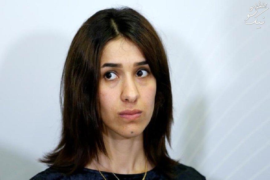 بیوگرافی نادیا مراد دختر ایزدی برنده جایزه صلح نوبل