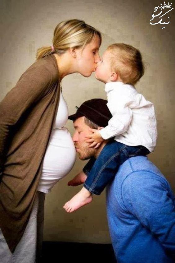 پیام تبریک بارداری به دوست   استاتوس بارداری