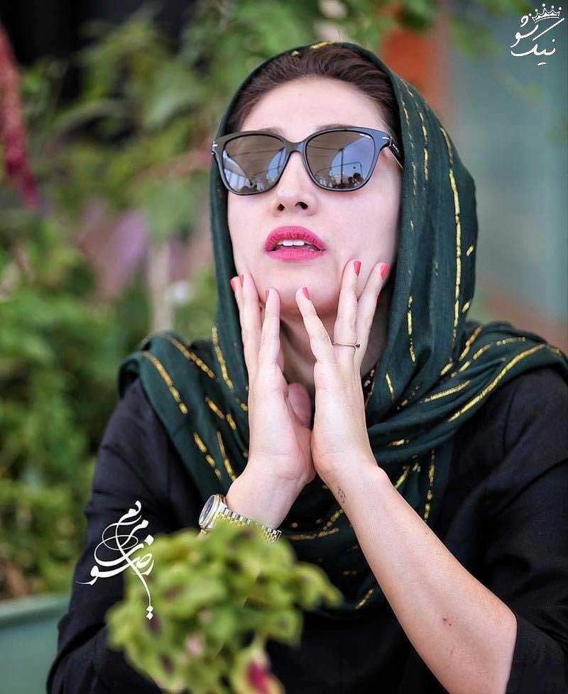 بیوگرافی مینا ساداتی +عکس های اینستاگرام