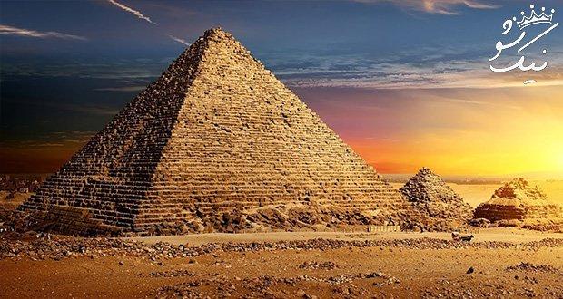 آیا واقعا اهرام ثلاثه مصر را فضایی ها ساخته اند؟