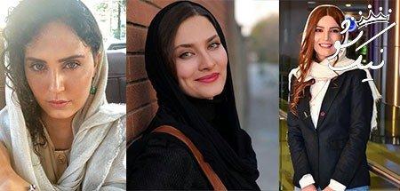 50 زیباترین و خوش استایل ترین بازیگران زن ایرانی