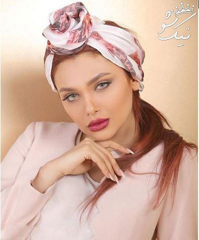 بهترین عکسهالی نسیم نهالی مدلینگ   همسر محسن فروزان