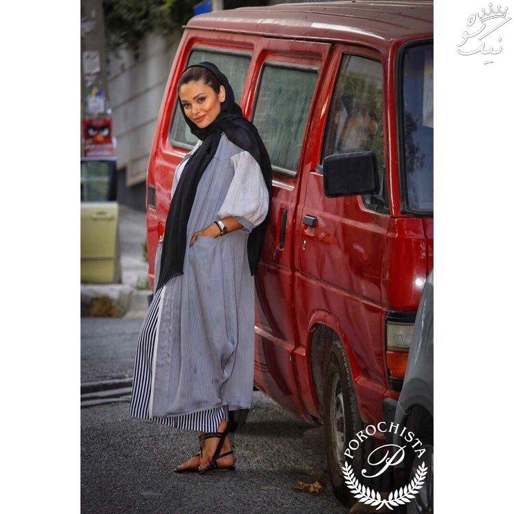 بهترین عکسهالی نسیم نهالی مدلینگ | همسر محسن فروزان
