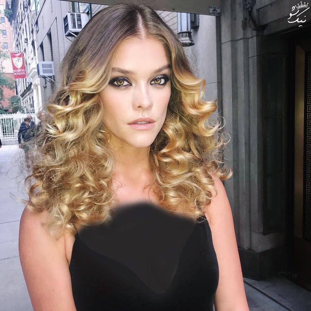 نینا اگدال Nina Agdal مدل زیبای ویکتوریا سکرت