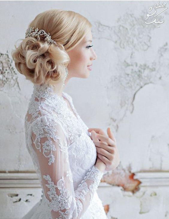 بهترین مدل موهای عروس و راهنمای انتخاب 2020