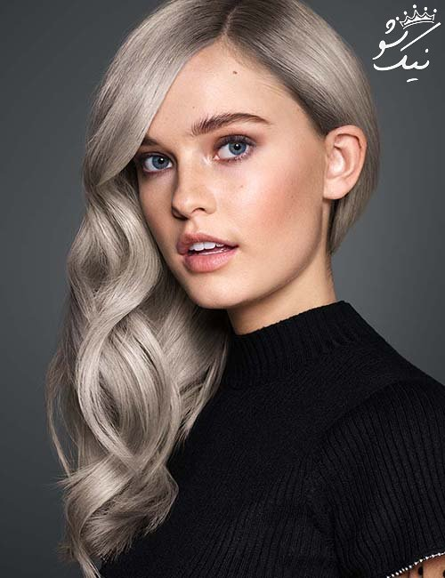 مدهای رنگ مو در 2019 | بلوطی ، بلوند خاکستری ، عسلی