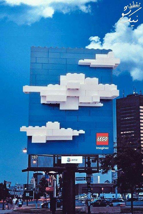 تبلیغات خلاقانه محیطی که باید تحسین شان کنیم