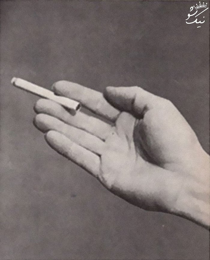 شخصیت شناسی از روی طرز گرفتن سیگار