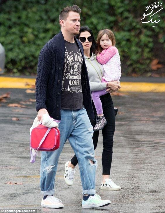 بیوگرافی چنینگ تیتوم Channing Tatum +همسر و فرزند