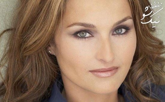 10 زن که زیباترین چشم های جهان را دارند