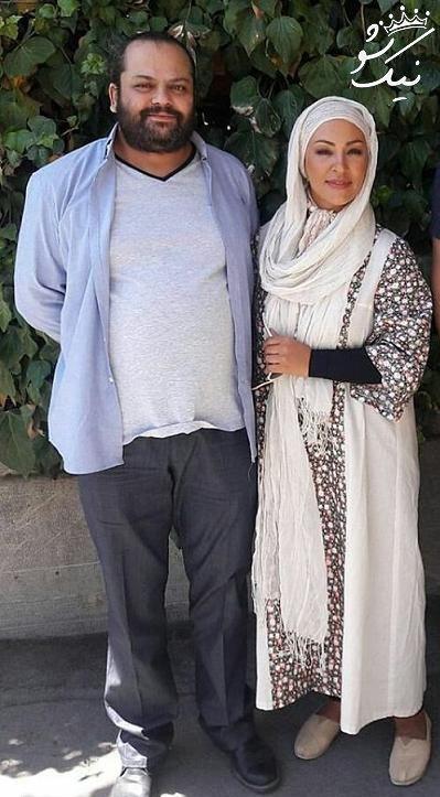درگذشت ناگهانی همسر زیبا بروفه | پیام صابری درگذشت | علت فوت