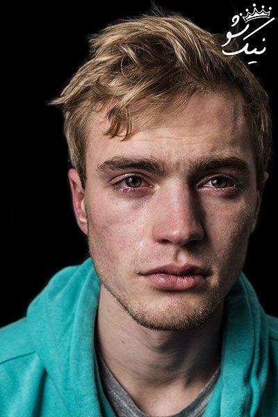 آیا مرد واقعی نباید گریه کند؟