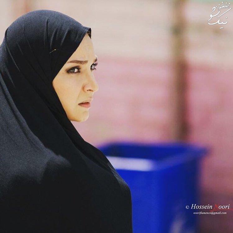 بیوگرافی مهدیه نساج بازیگر ایرانی +اینستاگرام