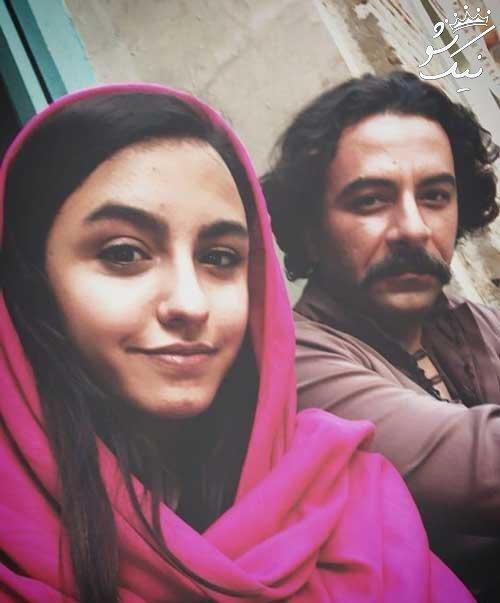 مصاحبه جالب با نیکی نصیریان بازیگر بانوی عمارت