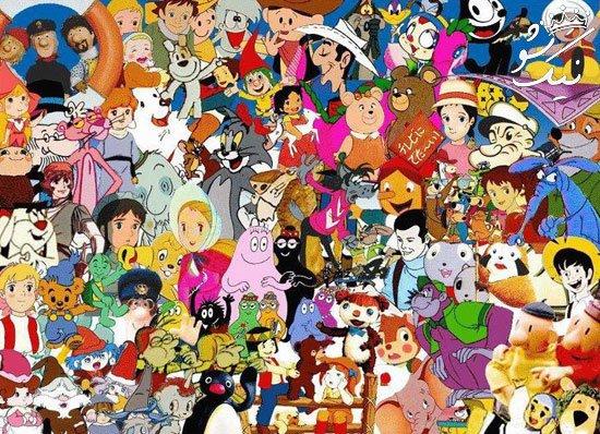 خاطره انگیزترین کارتون های دوران بچگی دهه 60