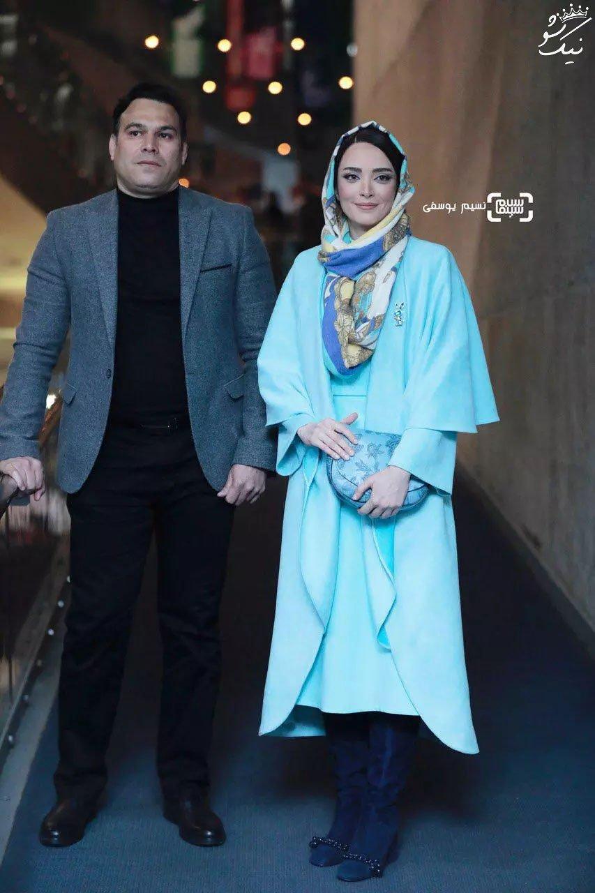 استایل بهنوش طباطبایی و ماهور الوند در جشنواره فجر 97