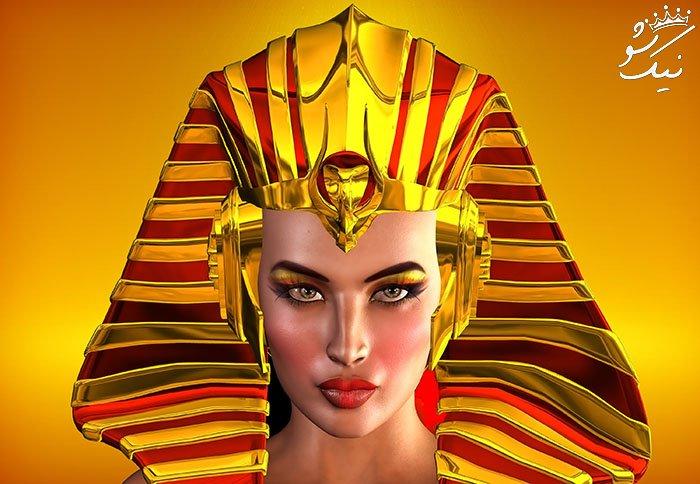 همه چیز درباره کلئوپاترا Cleopatra زیباترین زن مصر