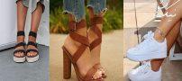 مدل کفش زنانه مد امسال ۹۸ | اسپرت ، مجلسی