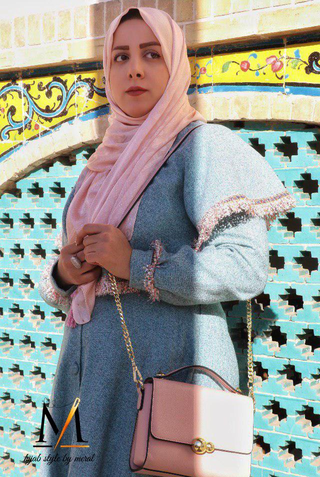 حجاب استایل به سبک برند مرال MERAL