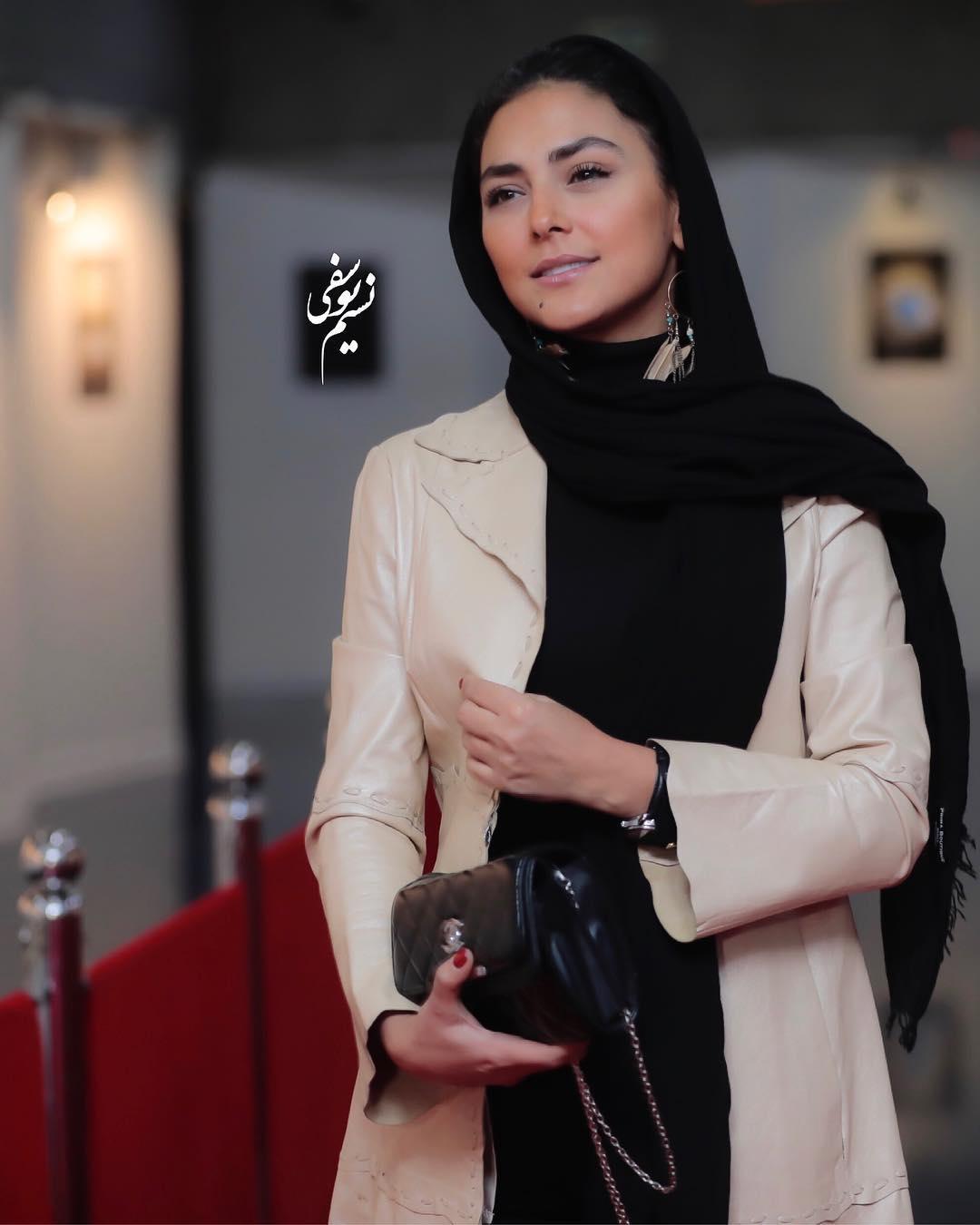 بهترین مدل های مانتو و استایل بازیگران زن ایرانی