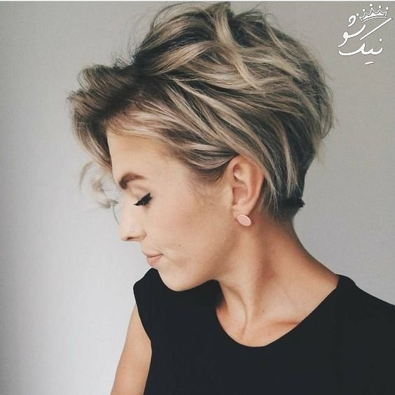جذاب ترین مدل موهای کوتاه زنانه 2019 اینجاست