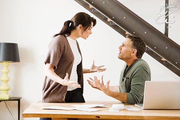 در برابر این رفتارهای همسر نباید سکوت کنید