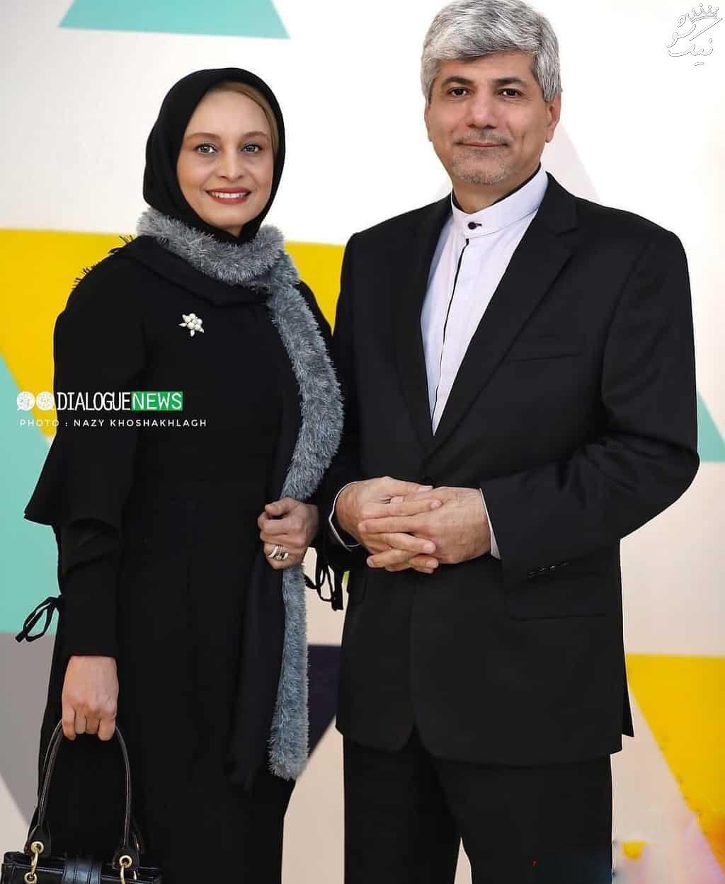 ازدواج مریم کاویانی با دیپلمات ایرانی رامین مهمان پرست +عکس