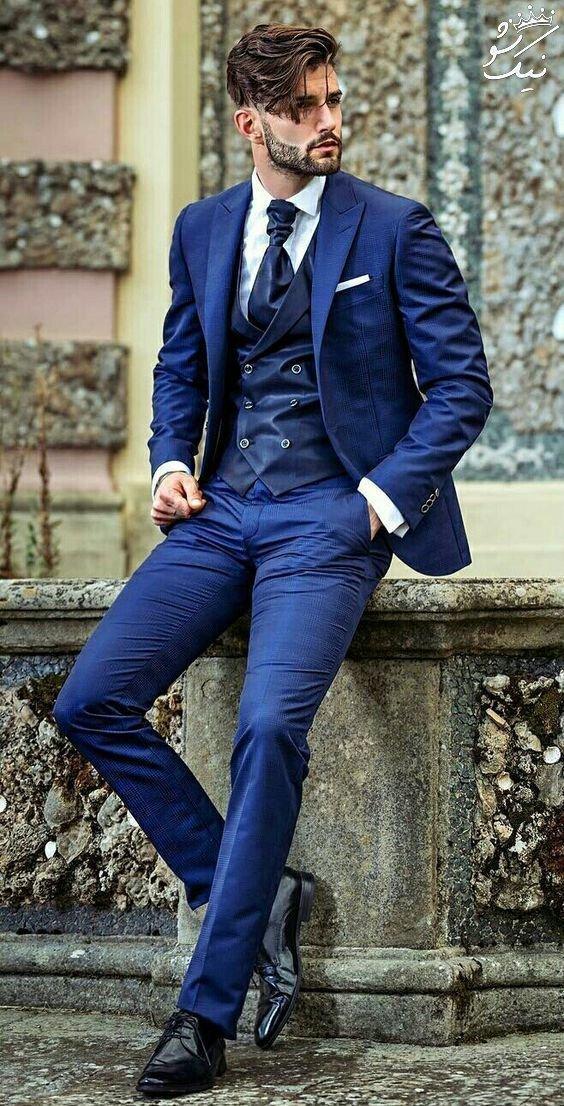 مدل های کت شلوار مردانه مد سال 2019 اینجاست