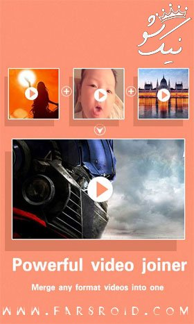 دانلود برنامه VideoShow | گذاشتن عکس روی فیلم