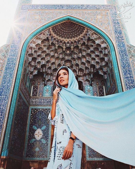 زیباترین عکس های هنری به سبک دختران ایرانی